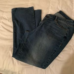 Sonoma bootcut jeans. Used once